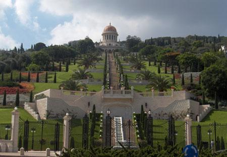 Haifa - Gradinile suspendate ale baha'i-lor