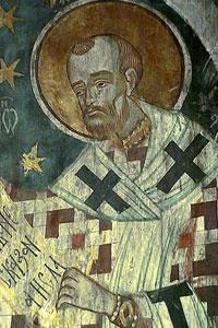 Sfantul Ierarh Ioan Gura de Aur - Balinesti