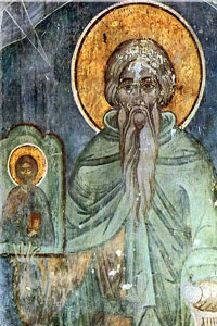 Sfantul Teofan - Balinesti