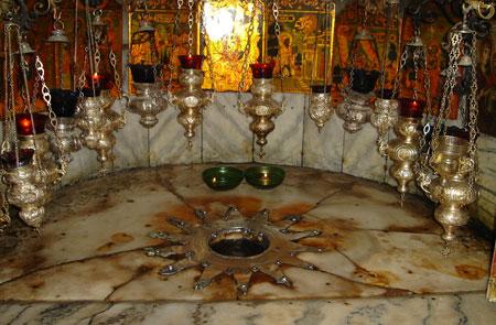 Betleem - Steaua Nasterii