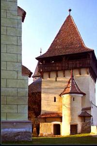 Biserica fortificata din Biertan
