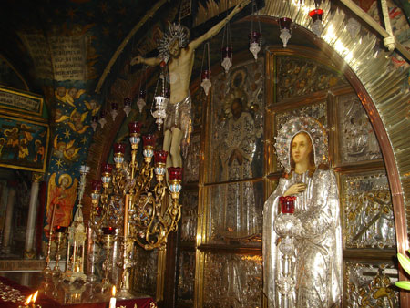 Biserica Invierii Domnului - Ierusalim