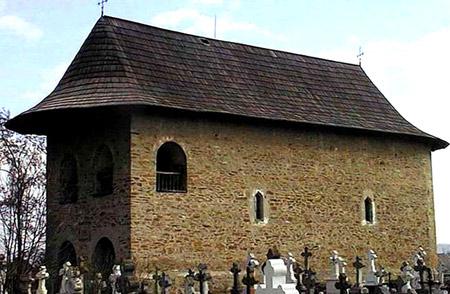 Biserica din Parhauti