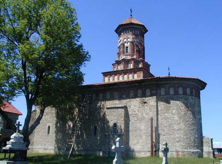 Biserica Alba - Biserica Sfantul Gheorghe - Baia