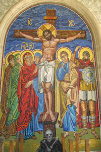 Biserica Eroilor - Sfintii Epictet si Astion