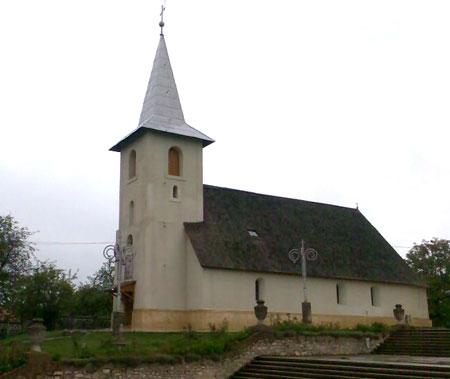 Biserica din Ghelari - biserica veche