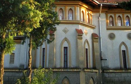 Biserica Sfantul Gheorghe din Ivesti