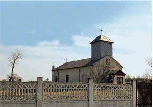 Biserica din Marsilieni