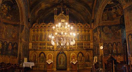 Biserica Mirauti din Suceava - Vechea Mitropolie a Sucevei