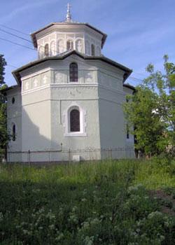 Biserica Sfantul Nicolae - Teius II