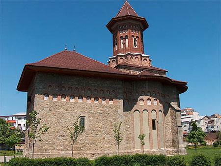 Biserica Precista - Bacau