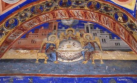 Biserica din Proieni - Toti Sfintii