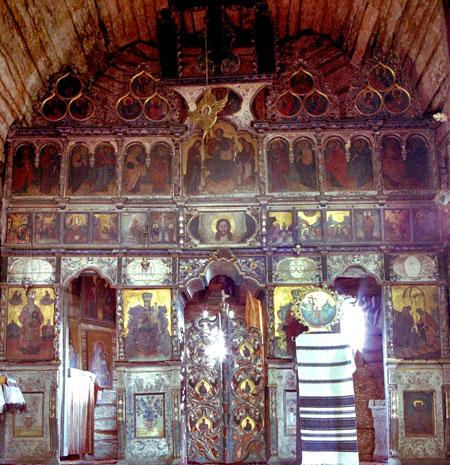 Biserica Veche a Putnei - Dragos Voda