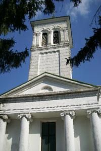 Biserica Ruginoasa - Biserica Domneasca