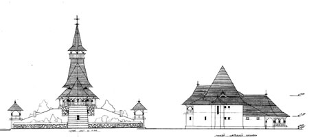 Organizatia culturala romano-suedeza FRATIA - Biserica Adormirea Maicii Domnului
