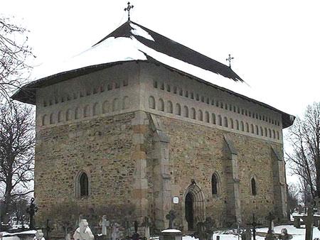 Biserica Inaltarea Sfintei Cruci - Volovat