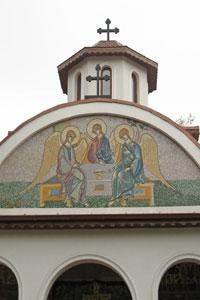 Sfintirea paraclisului de la Spitalul Grigore Alexandrescu