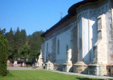 Manastirea Bistrita - Neamt