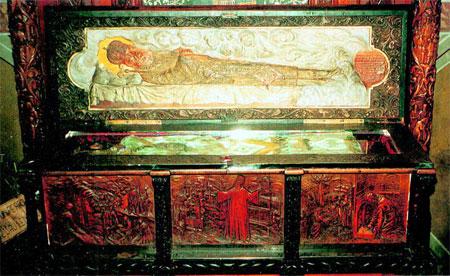 Sfantul Ierarh Calinic de la Cernica