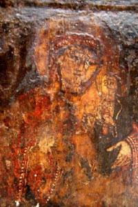 Icoana Maicii Domnului - Manastirea Calugara
