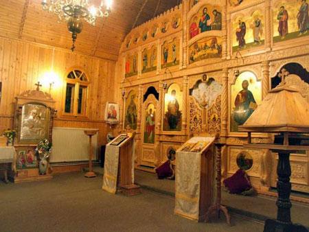 Manastirea Caraclau