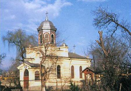 Biserica Buna Vestire - Caramidarii de sus
