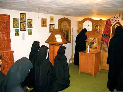 Manastirea Cartisoara - Obstea