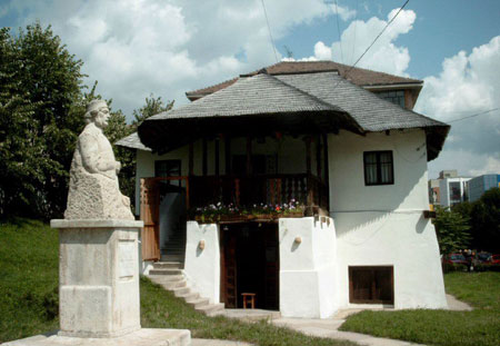 Casa Memoriala Anton Pann - Ramnicu Valcea