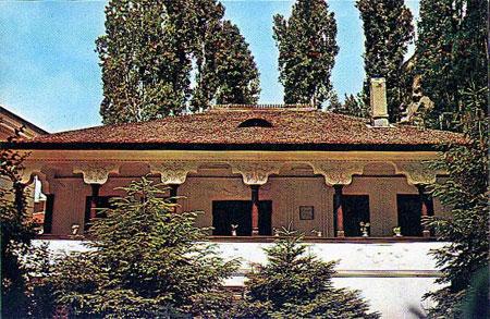 Casa memoriala Ion Luca Caragiale