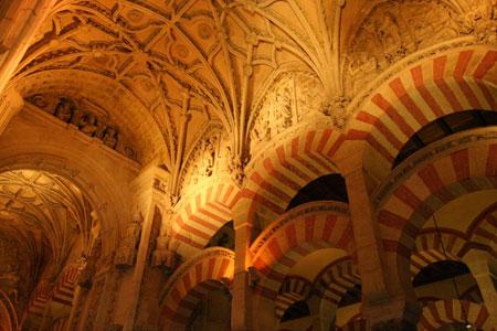 Mezquita - Catedrala-moschee din Cordoba