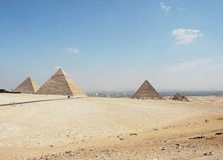 Cele trei Mari Piramide