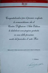 Certificat-premio-Boe2001