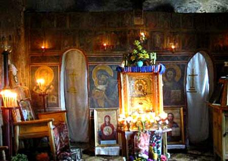 Manastirea Cetatuia Negru Voda - Meteora Romaniei