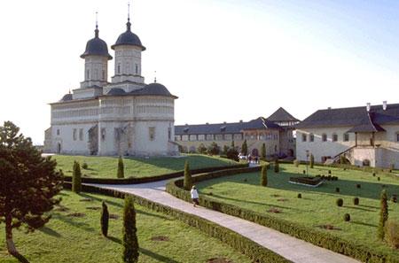 Manastirea Cetatuia