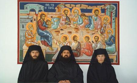 Manastirea Schimbarea la Fata - Cheile Turzii