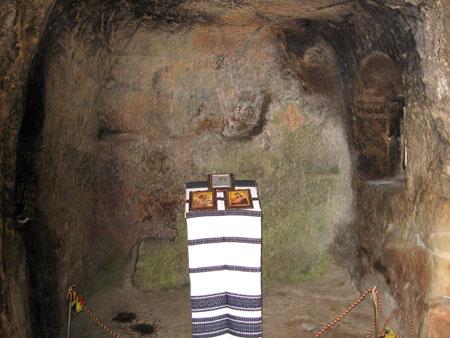 Chilia Sfantului Daniil Sihastrul - Manastirea Putna