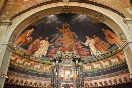 Basilica Sfintilor Cosma si Damian - Roma