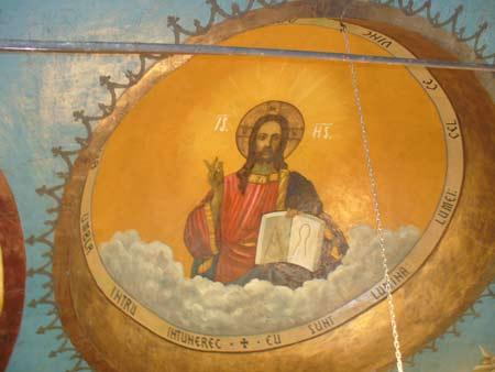 Resfintire la Biserica din Bitina