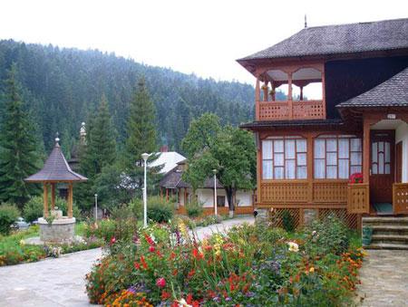 Manastirea Durau