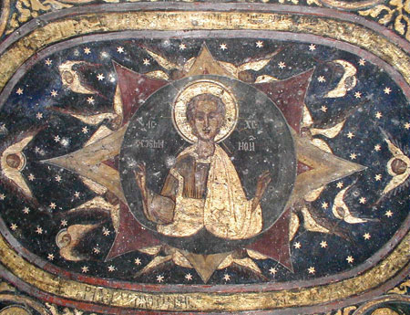 Biserica Sfantul Eftimie - Fundenii Doamnei