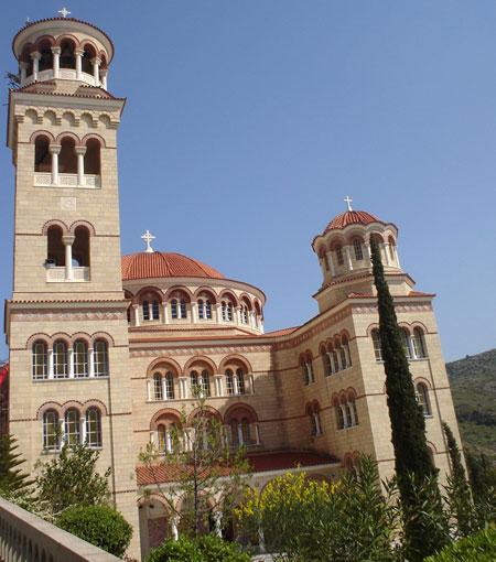 Insula Eghina - <a href='/biserica-in-lume/67630-manastirea-sfantului-nectarie-din-eghina' _fcksavedurl='/biserica-in-lume/67630-manastirea-sfantului-nectarie-din-eghina' title='Manastirea Sfantului Nectarie din Eghina' class='linking auto'>Manastirea Sfantului Nectarie</a>