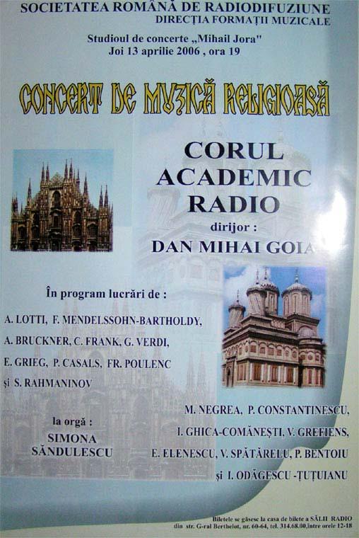 concert de muzica religioasa