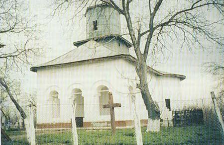 Biserica din Frumusica