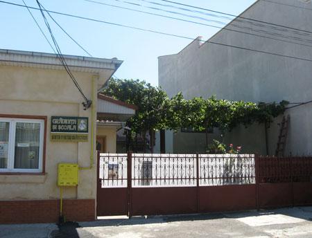 Fundatia Sfintii Martiri Brancoveni