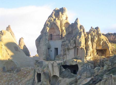 Goreme - Muzeul National din Capadocia