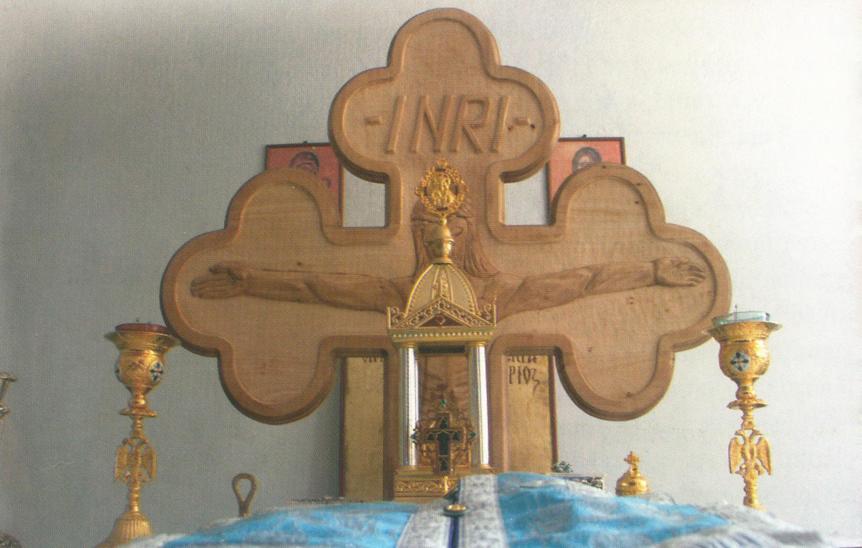 Masa Sf. Altar