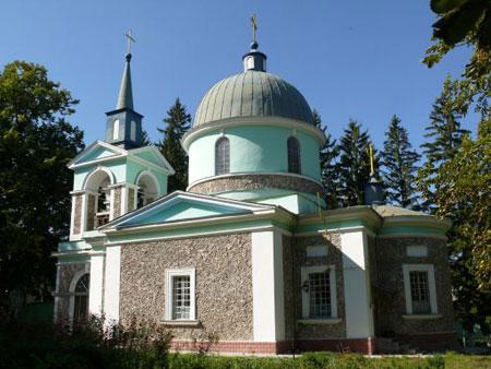Manastirea Harjauca