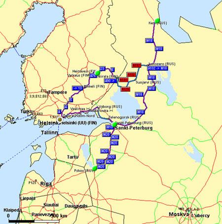 Nordul Rusiei si Finlanda - Noptile Albe ale Ortodoxiei