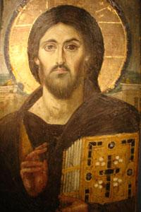 Mantuitorul Hristos - icoana din-nainte de iconoclasm