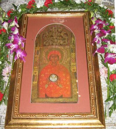 Moastele Sfintei Mari Mucenite Ecaterina